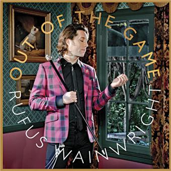 Out-of-the-game cover Rufus Wainwright